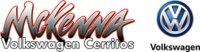 McKenna Volkswagen Cerritos logo
