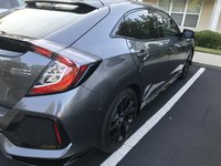 Picture of 2017 Honda Civic Hatchback Sport Touring, exterior