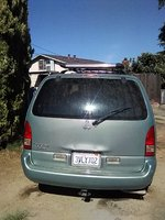 1997 Nissan Quest Picture Gallery