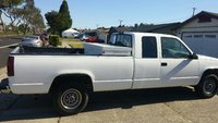 Picture of 1995 GMC Sierra 2500 2 Dr C2500 SL Extended Cab SB, exterior, gallery_worthy