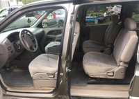 Picture of 2001 Nissan Quest SE, interior, gallery_worthy