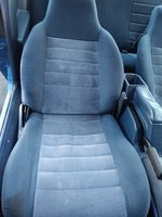 Picture of 1992 Chevrolet Cavalier RS Coupe, interior