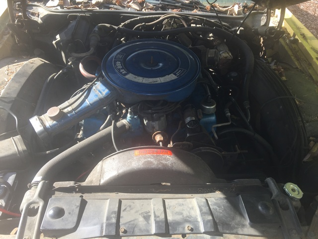 Picture of 1972 Lincoln Continental, engine, gallery_worthy