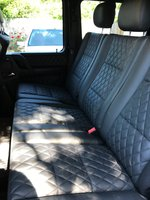 Picture of 2016 Mercedes-Benz G-Class G 63 AMG, interior