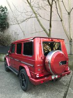 Picture of 2016 Mercedes-Benz G-Class G 63 AMG, exterior