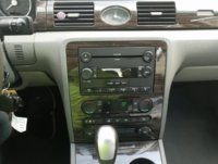Picture of 2007 Mercury Montego Base, interior, gallery_worthy