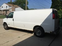 Picture of 1999 Chevrolet Express Cargo 3 Dr G3500 Cargo Van Extended, exterior, gallery_worthy