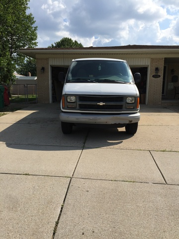 Picture of 1999 Chevrolet Express Cargo 3 Dr G3500 Cargo Van Extended