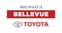 Michael's Toyota of Bellevue logo