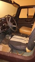 Picture of 1981 Jeep CJ7, interior