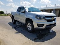 Picture of 2017 Chevrolet Colorado Work Truck Extended Cab 6ft Bed, exterior