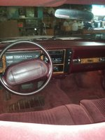 Picture of 1994 Buick Century Special Wagon, interior