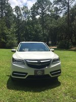 Picture of 2014 Acura MDX Tech + Entertainment Pkg
