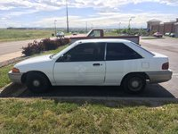 Picture of 1991 Ford Escort 2 Dr Pony Hatchback, exterior, gallery_worthy