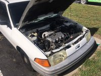 Picture of 1991 Ford Escort 2 Dr Pony Hatchback, engine, gallery_worthy