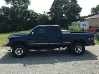 Picture of 2002 Chevrolet Silverado 2500HD LS Extended Cab LB 4WD, exterior, gallery_worthy