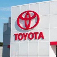 Bohn Toyota logo