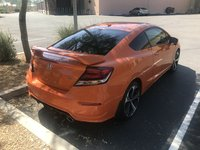 Picture of 2015 Honda Civic Coupe SI w/ Navi, exterior