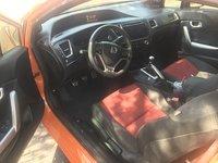 Picture of 2015 Honda Civic Coupe SI w/ Navi, interior
