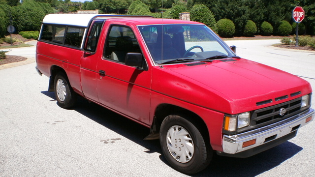Picture of 1991 Nissan Truck STD Extended Cab SB