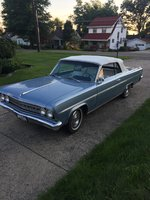 1963 Oldsmobile Cutlass Overview