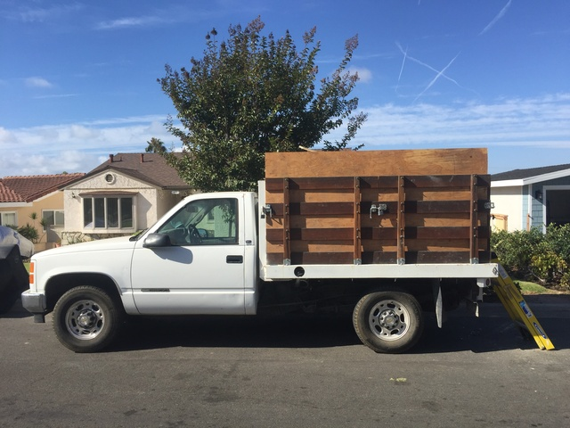 Picture of 1999 GMC Sierra Classic 3500 2 Dr C3500 SLT Standard Cab LB, exterior, gallery_worthy