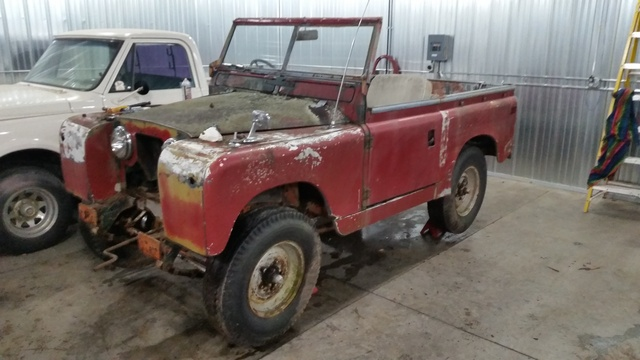 Picture of 1959 Land Rover Series II