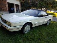 Picture of 1992 Cadillac Allante Base Convertible, exterior