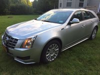 Picture of 2012 Cadillac CTS Sport Wagon 3.0L Luxury AWD, exterior