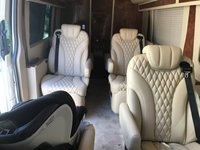 Picture of 2015 Mercedes-Benz Sprinter 2500 170 WB Passenger Van AWD, interior