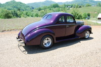 1940 Ford Coupe Overview
