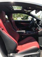 Picture of 2016 Lexus RC F Coupe, interior