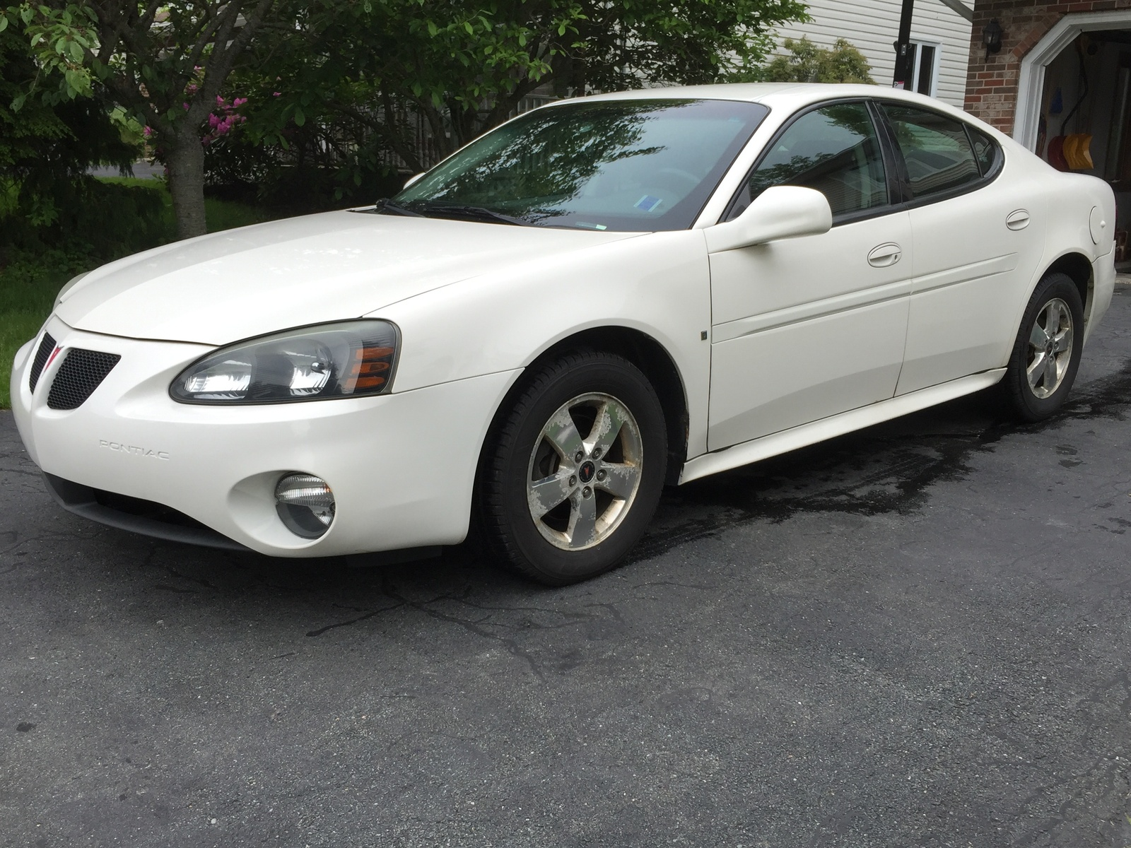 2006 grand prix manual transmission