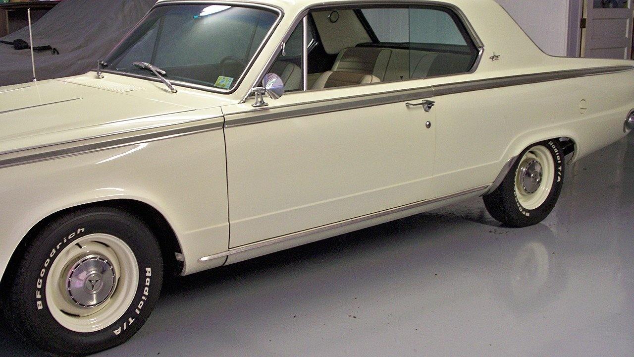 1964 Dodge Dart Overview Cargurus Wayfarer Wiring Diagram