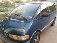 Picture of 1991 Toyota Previa 3 Dr LE Passenger Van, exterior, gallery_worthy