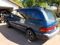 Picture of 1991 Toyota Previa 3 Dr LE Passenger Van, exterior
