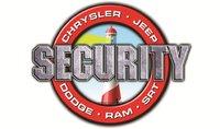 Security Dodge Chrysler Jeep RAM logo