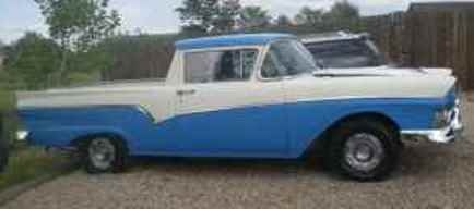 Picture of 1957 Ford Ranchero, exterior, gallery_worthy