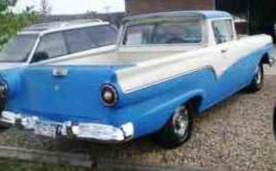 Picture of 1957 Ford Ranchero