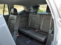 2018 Volkswagen Atlas SEL Premium 4Motion, 2018 Volkswagen Atlas SEL Premium third-row seat, interior, gallery_worthy