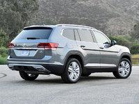 2018 Volkswagen Atlas SEL Premium 4Motion, 2018 Volkswagen Atlas SEL Premium in Platinum Gray, exterior