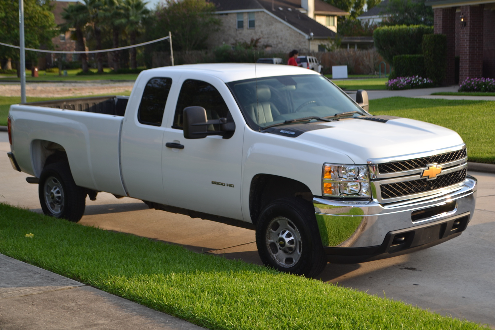 Used 2012 Chevrolet Silverado 2500hd For Sale In Houston Tx Cargurus 1976 Crew Cab 2011 Work Truck Extended Lb Rwd
