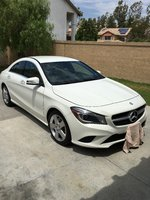 Picture of 2016 Mercedes-Benz CLA-Class CLA 250, exterior