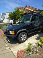 2001 Land Rover Discovery Series II Picture Gallery