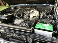 Picture of 1997 Toyota Land Cruiser 4WD, engine, gallery_worthy