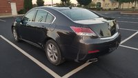 Picture of 2014 Acura TL Base, exterior, gallery_worthy