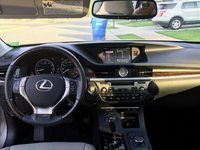 Picture of 2015 Lexus ES 350 Crafted Line FWD, interior, gallery_worthy