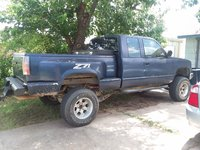 Picture of 1992 GMC Sierra 1500 K1500 SLE 4WD Extended Cab Stepside SB, exterior, gallery_worthy