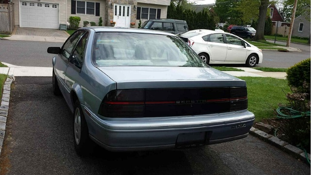 Picture of 1996 Chevrolet Beretta FWD