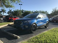Picture of 2017 Ford Escape Titanium FWD, exterior, gallery_worthy